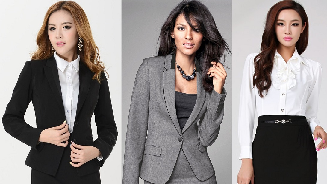 black gray or white suit