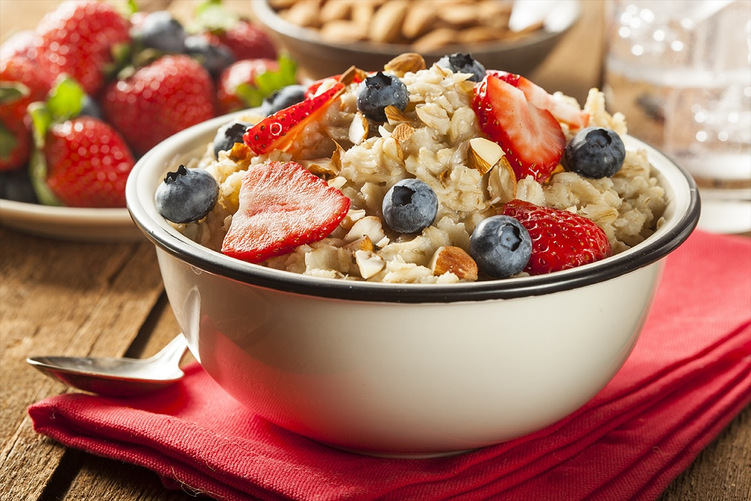 heart healthy food-oatmeal-How is healthy eating important to prevent heart disease