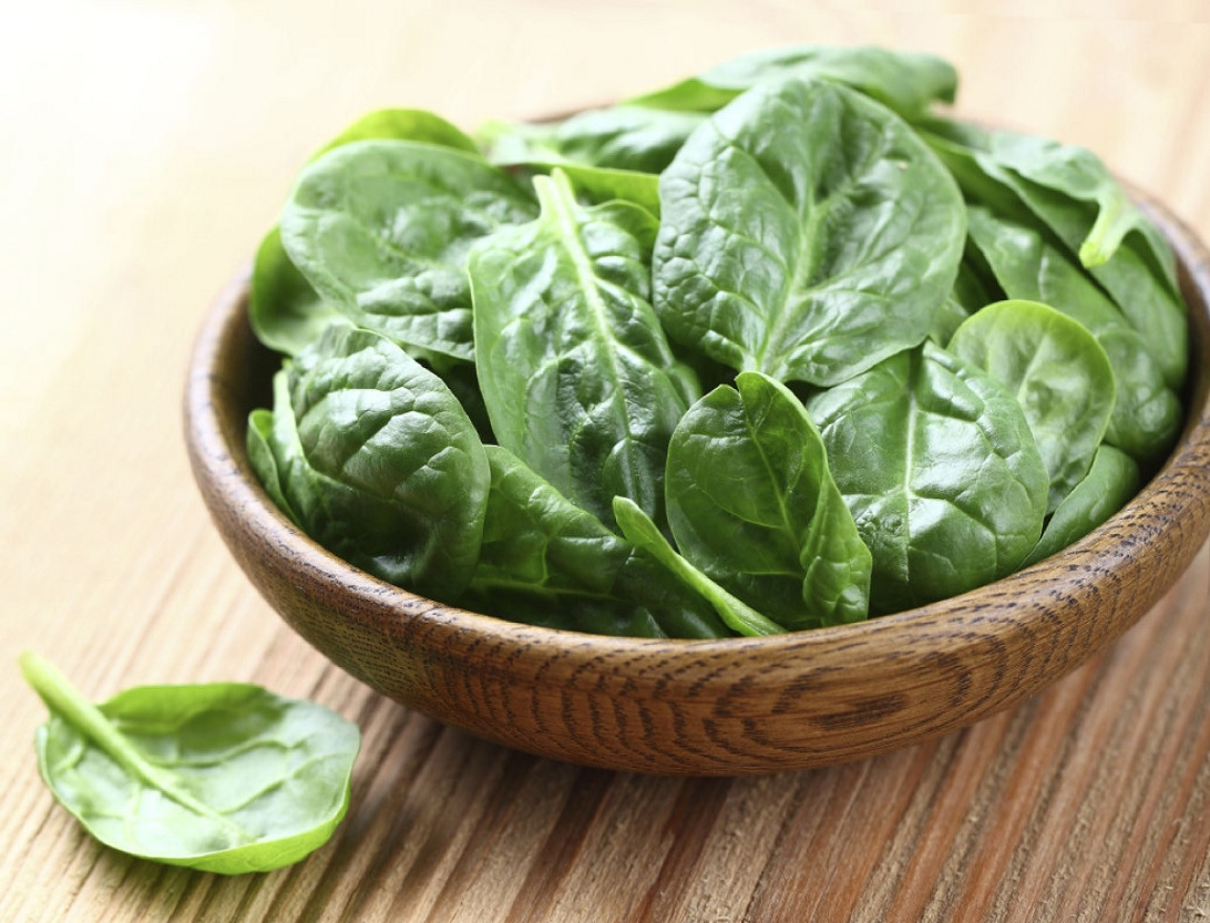 spinach-top-vegetables-natural-in-antioxidants