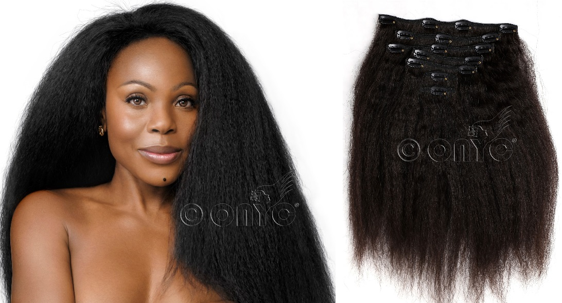 Kinky Straight Fro Out ONYC Hair