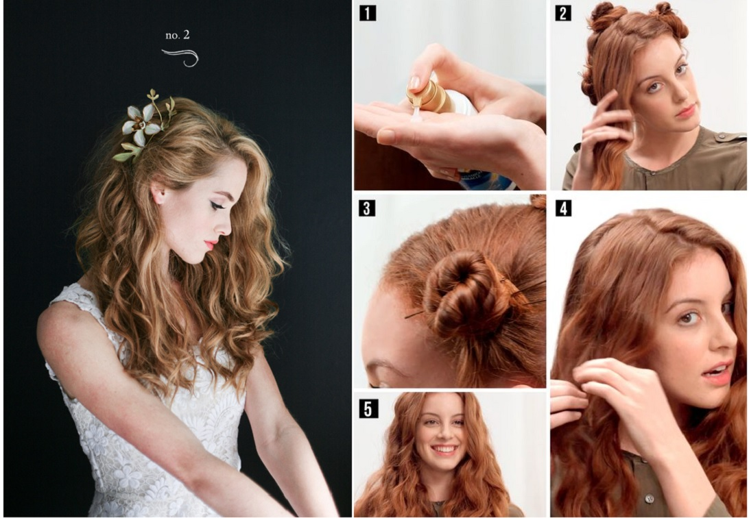 Natural-curls-romantic-valentine-hairstyles