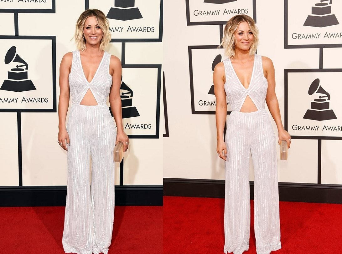 kaley-cuocu-best-dressed-celebrities-at-grammy-2016