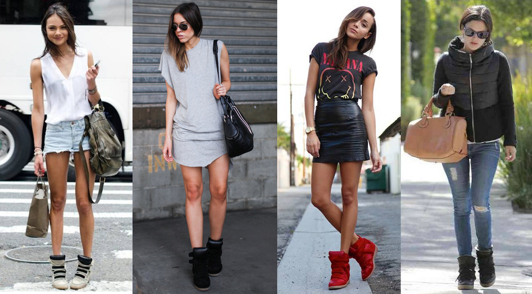 Faces of Ony - Fashion and Style - Ways to Wear Isabel Merant Sneakers -What I'm Wearing