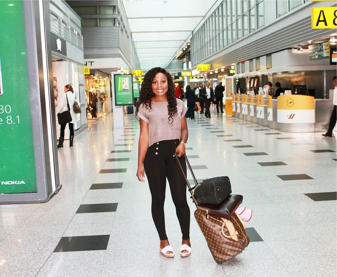 Thelma Okoro-Traveling to Cologne Germany-travel blog