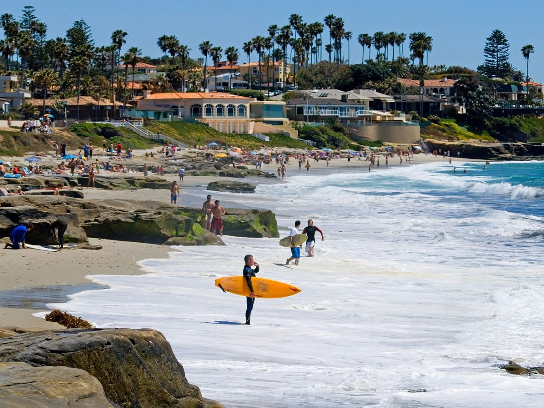 Travel - Faces of Ony - US Travel - Best Spring Vacation Ideas for Couples - San Diego - California