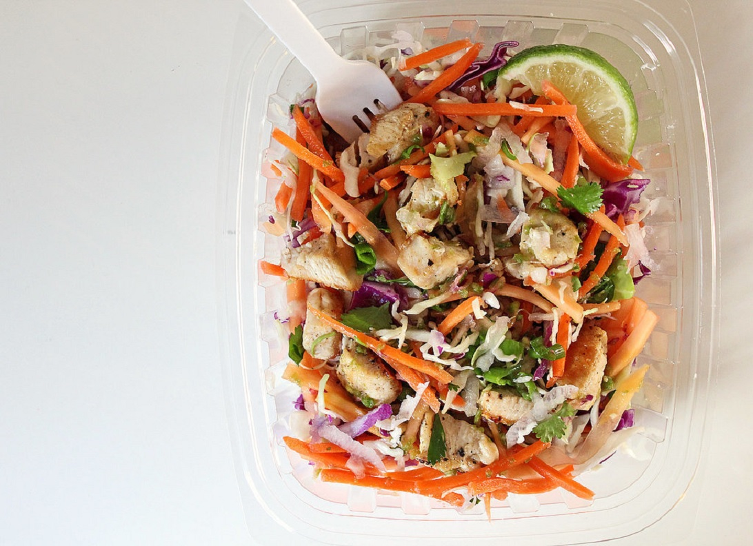 citrus-chicken-salad-Lose Weight by Eating These Delicious Salads
