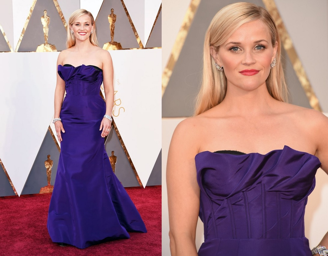 oscars-2016-best-dressed-reese-witherspoon-wearing-purple-dress